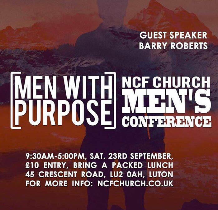 Men with purpose